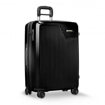 Briggs & Riley Sympatico Medium Expandable Spinner Onyx