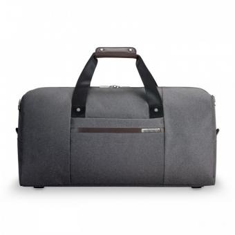 Briggs & Riley Kinzie Street Simple Duffle Grey
