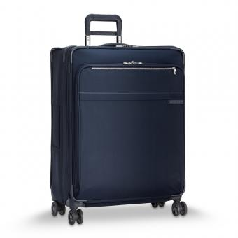 Briggs & Riley Baseline Large Expandable Spinner Navy Blue