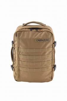 Cabin Zero *Military* Backpack 28L Desert Sand