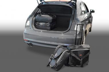 Car-Bags Audi A1 (8X) Reisetaschen-Set ab 2010 | 2x45l + 2x25l