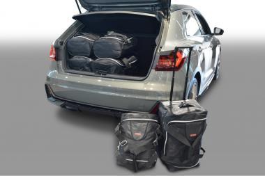 Car-Bags Audi A1 (GB) Reisetaschen-Set ab 2018 | 3x55l + 3x26l