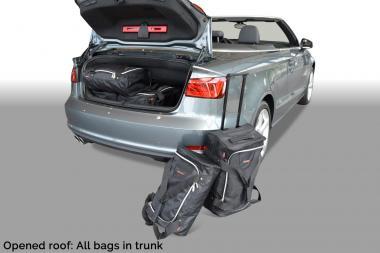 Car-Bags Audi A3 Cabriolet (8V) Reisetaschen-Set ab 2013 | 3x47l + 3x29l