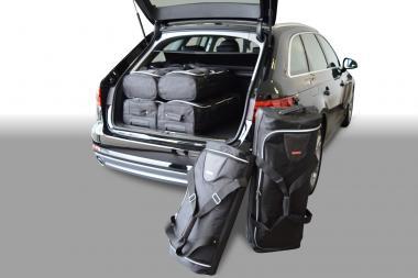 Car-Bags Audi A4 Avant Reisetaschen-Set (B9) ab 2015 | 3x69l + 3x37l