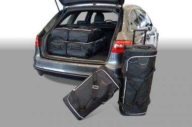 Car-Bags Audi A4 Avant Reisetaschen-Set (B8) 2008-2015 | 3x69l + 3x37l