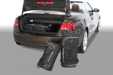 Car-Bags Audi A5 Cabriolet Reisetaschen-Set (8F7) 2009-2017 | 3x52l + 3x30l
