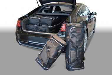 Car-Bags Audi A5 Sportback Reisetaschen-Set (8TA) 2009-2016 | 3x69l + 3x37l
