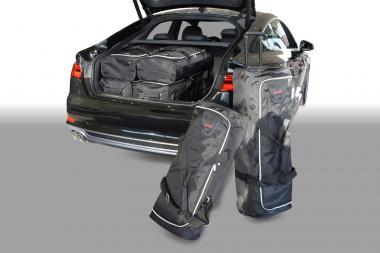 Car-Bags Audi A5 Sportback Reisetaschen-Set (F5) G-Tron ab 2016 | 3x82l + 3x42l