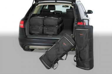 Car-Bags Audi A6 Avant Reisetaschen-Set (C6) 2005-2011 | 3x79l + 3x50l