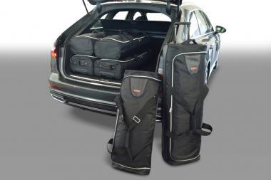 Car-Bags Audi A6 Avant Reisetaschen-Set (C8) ab 2018 | 3x71l + 3x52l