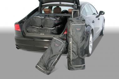 Car-Bags Audi A7 Sportback (4G) Reisetaschen-Set ab 2010 | 3x69l + 3x50l