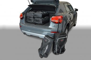 Car-Bags Audi Q2 Reisetaschen-Set (GA) ab 2016 | 3x46l + 3x29l