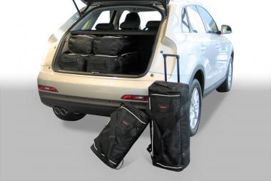 Car-Bags Audi Q3 (8U) Reisetaschen-Set ab 2011| 3x56l + 3x33l