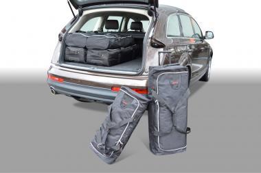 Car-Bags Audi Q7 Reisetaschen-Set (4L) 2006-2015 | 3x80l + 3x49l