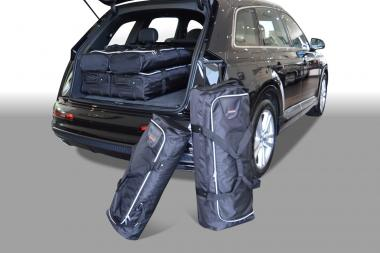 Car-Bags Audi Q7 Reisetaschen-Set (4M) ab 2015 | 3x80l + 3x49l