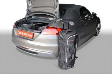 Car-Bags Audi TT Roadster Reisetaschen-Set (8S) ab 2014 | 3x64l