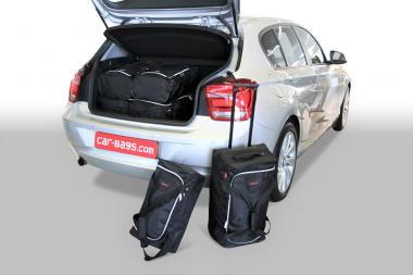 Car-Bags BMW 1 series Reisetaschen-Set (F21 - F20) ab 2011 | 3x47l + 3x29l