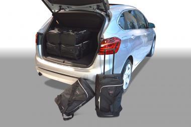 Car-Bags BMW 2 series Active Tourer Reisetaschen-Set (F45) ab 2014| 3x60l + 3x32l