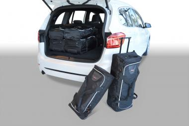 Car-Bags BMW 2 series Gran Tourer Reisetaschen-Set (F46) ab 2015| 3x63l + 3x43l