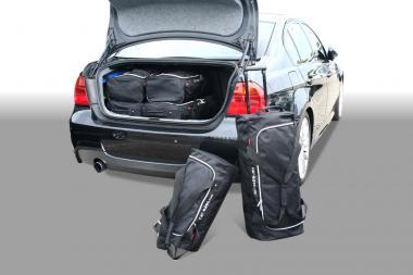 Car-Bags BMW 3 series Reisetaschen-Set (E90) 2005-2012 | 3x64l + 3x45l
