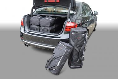 Car-Bags BMW 3 series Reisetaschen-Set (F30) 330e Plug in Hybrid ab 2016 | 3x52l + 3x36l