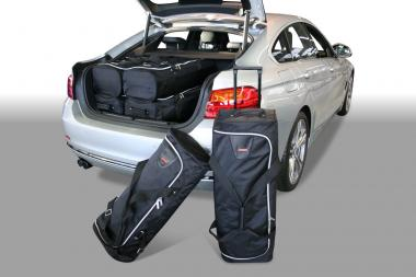 Car-Bags BMW 4 series Gran Coupé Reisetaschen-Set (F36) ab 2014 | 3x64l + 3x45l
