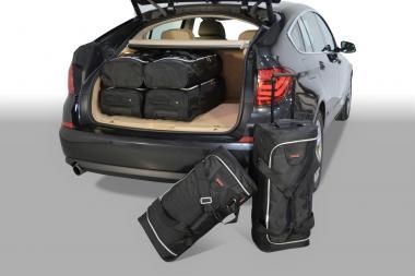 Car-Bags BMW 5 series GT Reisetaschen-Set (F07) ab 2010 | 3x57l + 3x39l