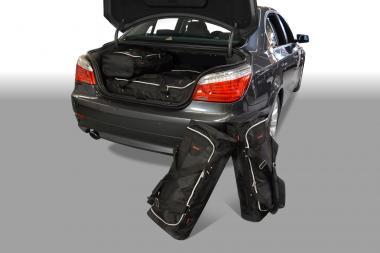 Car-Bags BMW 5 series Reisetaschen-Set (E60) 2004-2010 | 3x70l + 3x43l