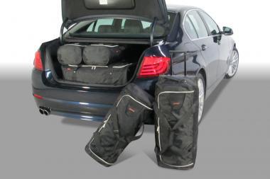 Car-Bags BMW 5 series Reisetaschen-Set (F10) 2010-2017 | 3x79l + 3x45l