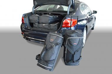 Car-Bags BMW 5 series Reisetaschen-Set (G30) ab 2017 | 3x75l + 3x48l