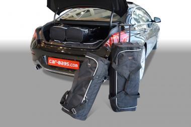 Car-Bags BMW 6 series Reisetaschen-Set Gran Coupé (F06) ab 2013 | 3x56l + 3x33l