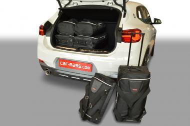 Car-Bags BMW X2 series Reisetaschen-Set (F39) ab 2018 | 3x60l + 3x32l