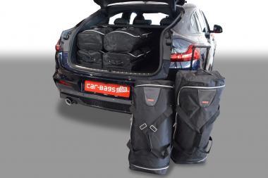 Car-Bags BMW X4 series Reisetaschen-Set (G02)ab 2018 | 3x83l + 3x54l