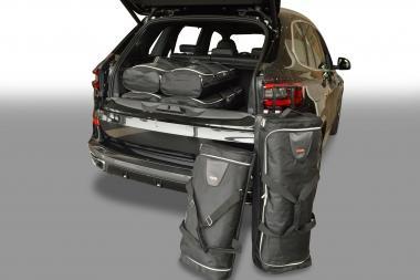 Car-Bags BMW X5 series Reisetaschen-Set (G05) Plug-In Hybrid ab 2019 | 3x74l + 3x46l