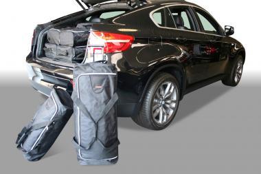Car-Bags BMW X6 series Reisetaschen-Set (E71) 2008-2014 | 3x70l + 3x43l