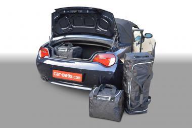 Car-Bags BMW Z4 series Reisetaschen-Set (E85) 2002-2009   1x77l + 2x41l