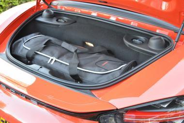 Car-Bags Porsche Boxster Trolleytasche 2w (987 / 981 / 718) ab 2004 | 1x63l