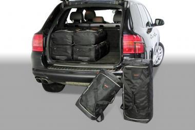Car-Bags Porsche Cayenne Reisetaschen-Set I (9PA) 2002-2010 | 3x77l + 3x46l