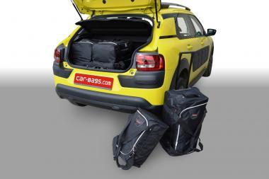 Car-Bags Citroën C4 Cactus Reisetaschen-Set ab 2014-2018 | 3x62l + 3x35l