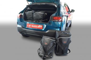 Car-Bags Citroën C4 Cactus Reisetaschen-Set ab 2018 | 3x62l + 3x35l