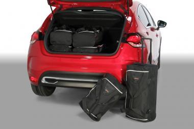 Car-Bags Citroën DS4 Reisetaschen-Set ab 2011 | 3x60l + 3x32l