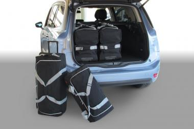 Car-Bags Citroën Grand C4 Picasso Reisetaschen-Set ab 2013 | 3x86l + 3x54l