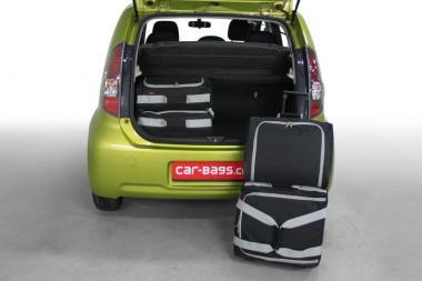 Car-Bags Daihatsu Sirion Reisetaschen-Set (M3#) 2005-2010 | 2x45l + 2x25l