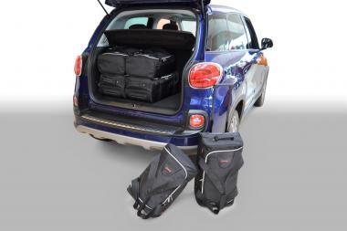 Car-Bags Fiat 500L Reisetaschen-Set ab 2012 | 3x47l + 3x29l
