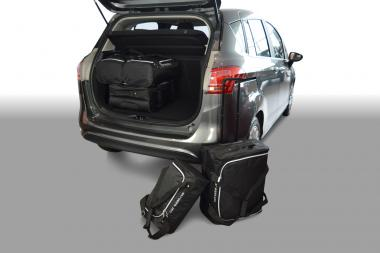Car-Bags Ford C-Max Reisetaschen-Set (C344) ab 2010 | 3x60l + 3x37l