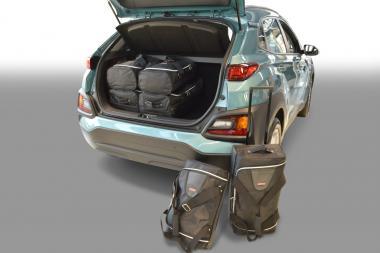 Car-Bags Hyundai Kona Reisetaschen-Set (OS) ab 2017 | 3x47l + 3x29l