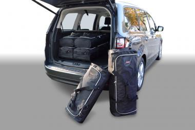 Car-Bags Ford Galaxy III Reisetaschen-Set ab 2015 | 3x80l + 3x49l