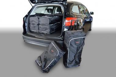 Car-Bags Ford Focus Reisetaschen-Set wagon III ab 2011 | 3x77l + 3x34l