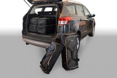 Car-Bags Ford Kuga II Reisetaschen-Set ab 2012 | 3x63l + 3x43l