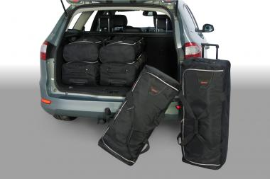 Car-Bags Ford Mondeo Reisetaschen-Set IV wagon 2007-2014 | 3x86l + 3x55l